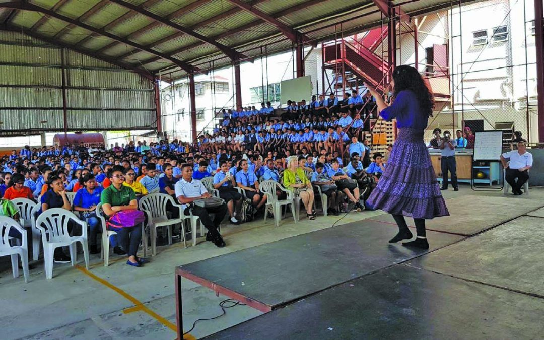 Local Students Benefit From Social Justice Issues Training